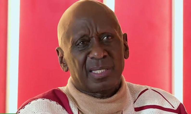 Veteran Playwright Alex Mukulu