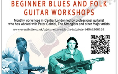 Blues and Folk Guitar Workshops
