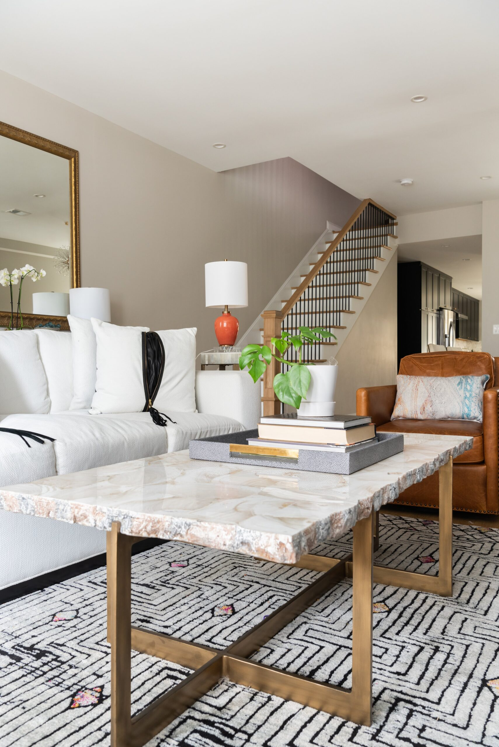 Capitol Hill Rowhouse Living Room, dmv interior designer, dc interior designer, Maryland designer, bowie designer, northern Virginia designer, #bebold