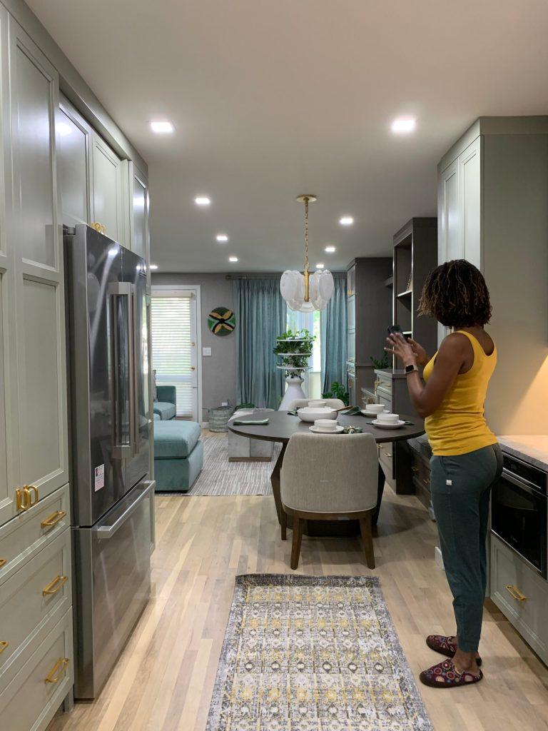 Client Reveal Southwest DC Waterfront Condo