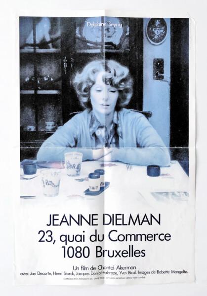 Jeanne Dielman 23 Quai Du Commerce 1080 Bruxelles : jeanne, dielman, commerce, bruxelles, Restored, Version, Jeanne, Dielman,, Commerce,, Bruxelles, Fondation, Chantal, Akerman