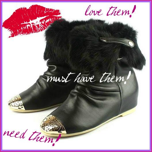 miu miu boots, faux fur, must have mondays, fashion, style,