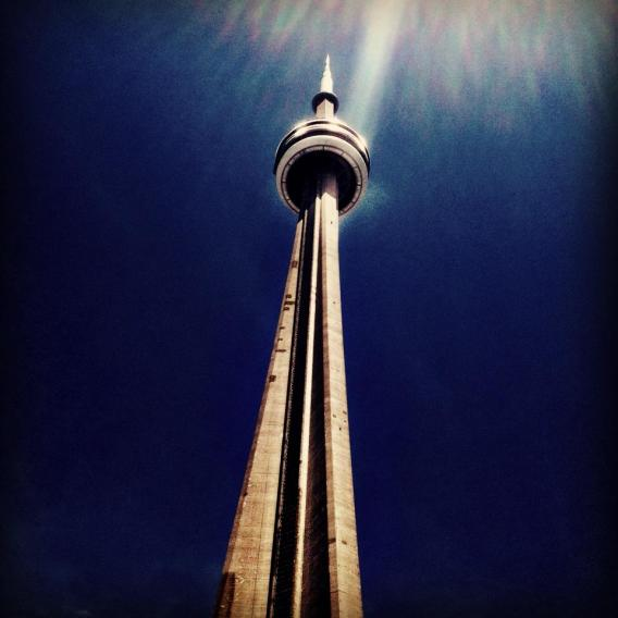 CN Tower, travel blog, aquarium, things to do in toronto