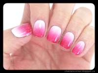 I'm a guest on Northern Beauty: Red Pink & White Nails ...