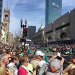 "Boston Marathon Weekend ""Race-Vacation"""