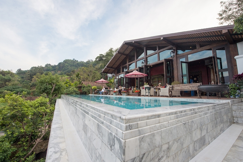 Chantra Khiri Chalet : Facilities