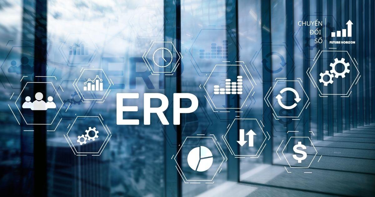 Chuyển đổi số   Thế nào là hệ thống quản lý doanh nghiệp?