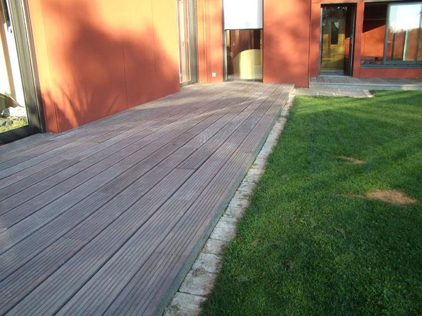 Menuiserie et terrasses