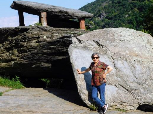 巨石又杰弗逊设立,所以称为杰弗逊石