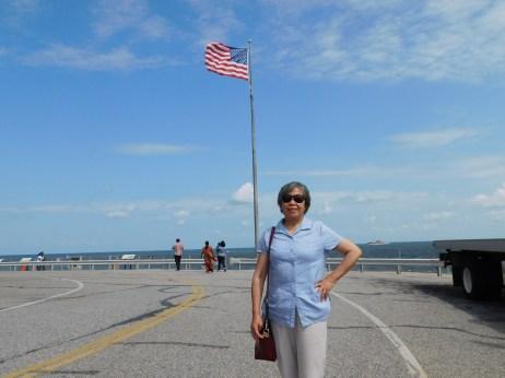 跨海大桥 中间段