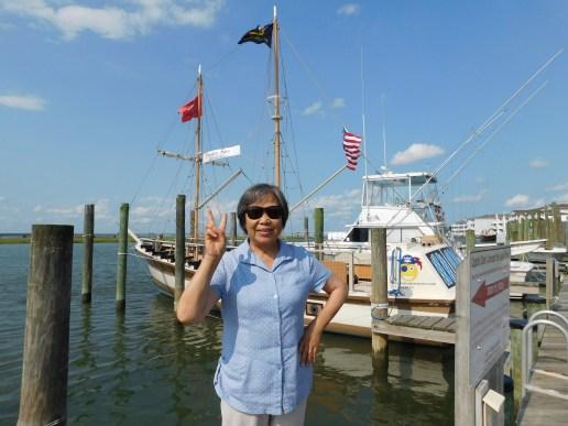 Chincoteague Island 青口提个岛 海盗船