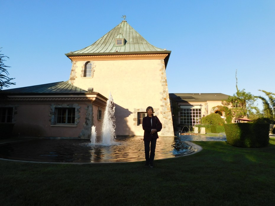 Chateau Peju 酒庄城堡