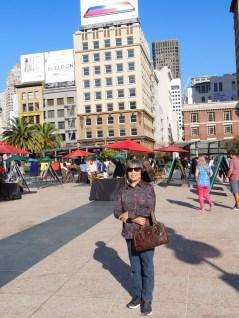 旧金山Union广场