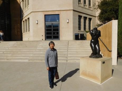 斯坦福大学罗丹雕塑公园