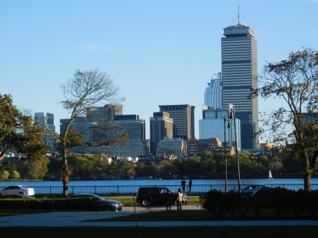 麻省理工看波士顿