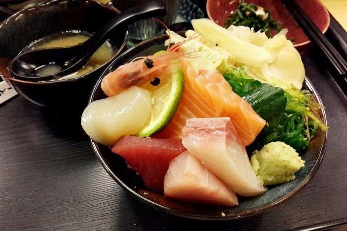 【食記】火紅排隊美食 平價日式料理 – 小六食堂@行天宮站
