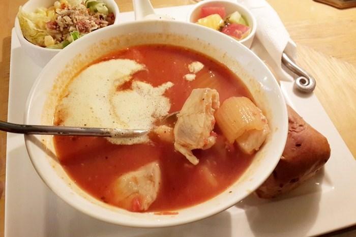【食記】美味舒適的歐風早午餐CAFE 515.來碗暖胃的瑞典魚湯吧@東區(忠孝復興)