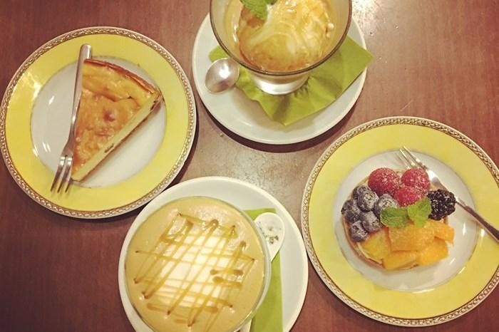 【桃園.食記】- 讓人著迷的復古咖啡館.燊(ㄕㄣ) 咖啡Shen cafe.手工甜點不可錯過 @中正藝文特區