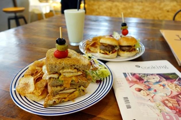 【食記】Big Table.大桌來吃早午餐 @大安站