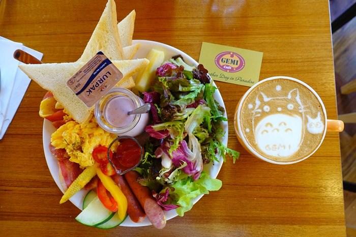 【桃園.食記】- GEMI Cafe袋鼠咖啡.隱藏在藝文特區中的澳洲風味咖啡館
