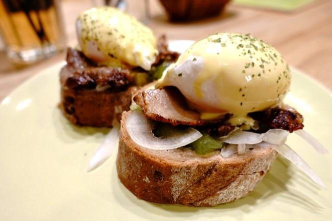 【食記】再一塊吧ing.永和又一新開平價早午餐 @永安市場站(四號公園)