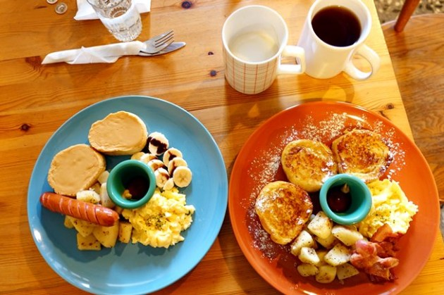 【台中.食記】- La : tRee brunch 樹兒早午餐.手工自製無添加麵包