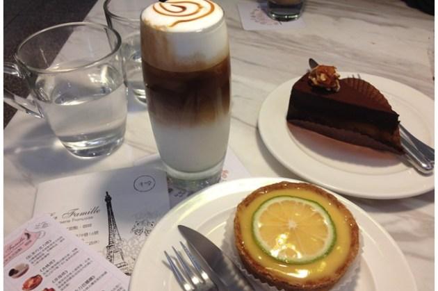 【台中.食記】- La Famille 法米法式甜點