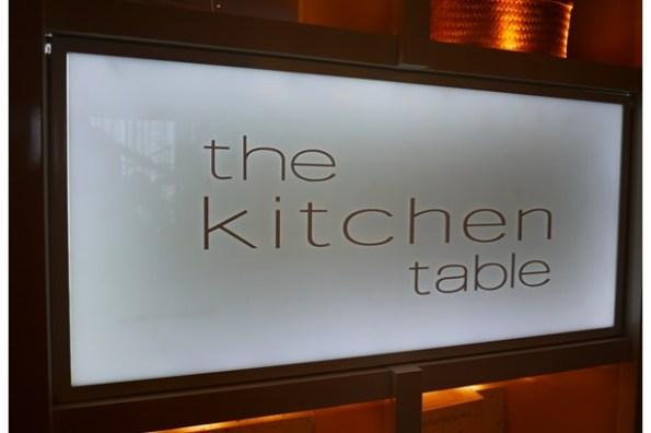 【食記】The Kitchen Table 午餐 @ W Hotel (上) 已補文