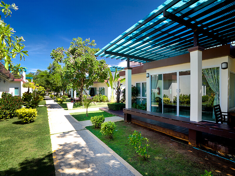 Chaolao Cabana Resort : Cabana Villa