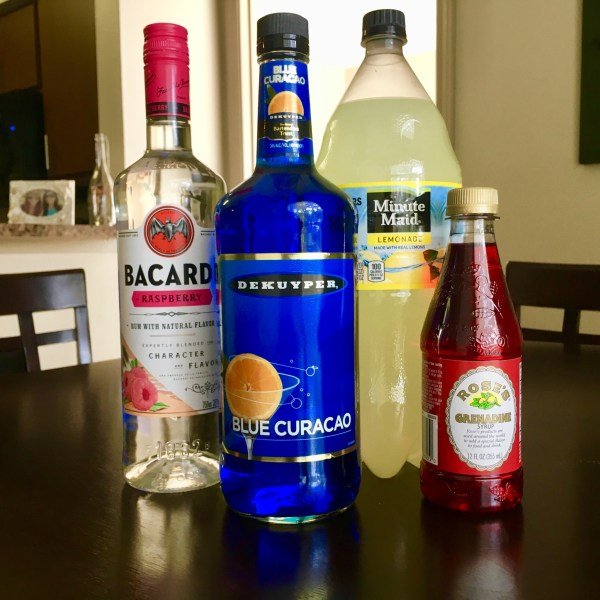4th of July Cocktail (& Mocktail) Recipe