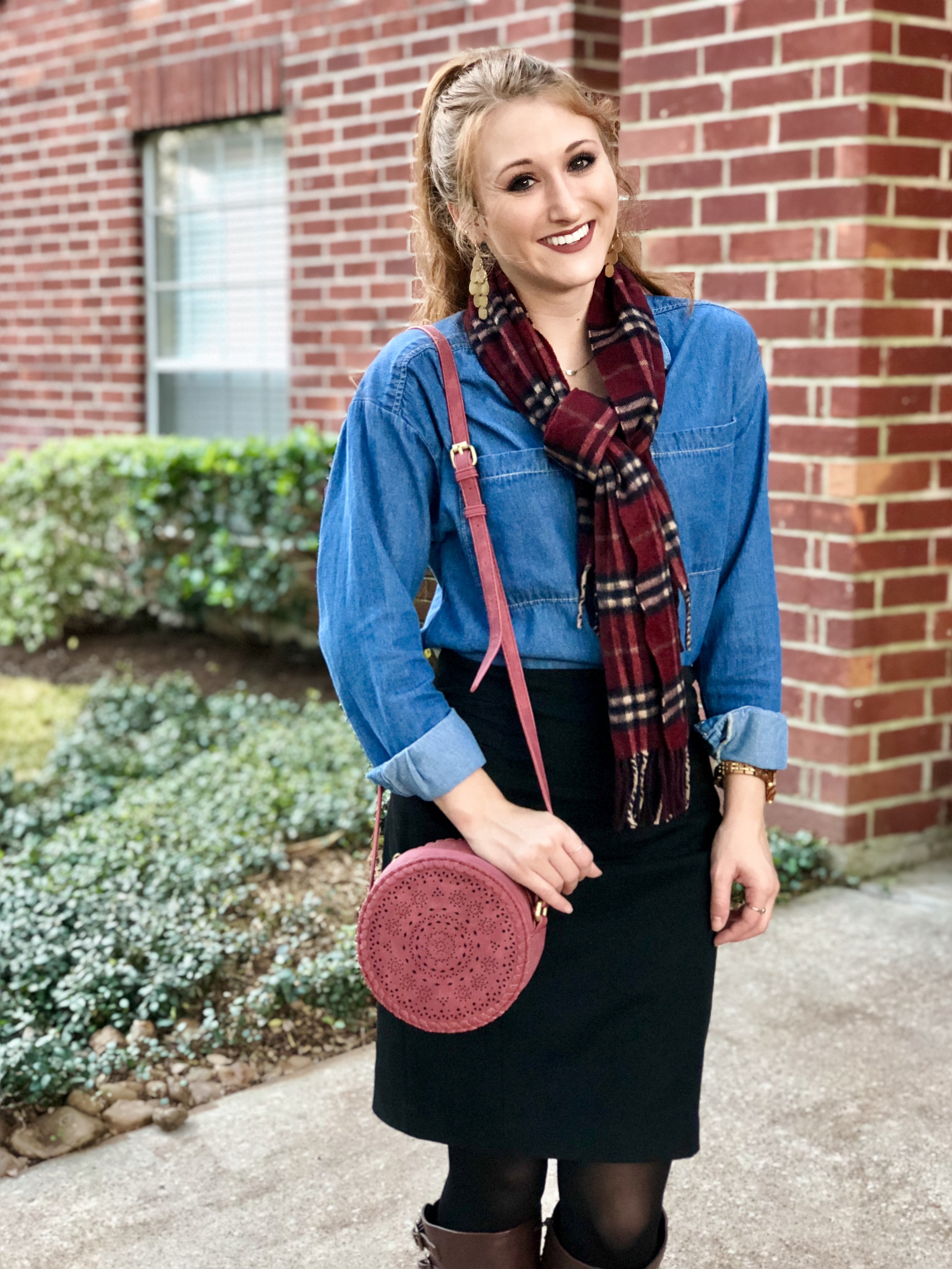 Fall Fashion for the Working Professional   Chaos and Coffee