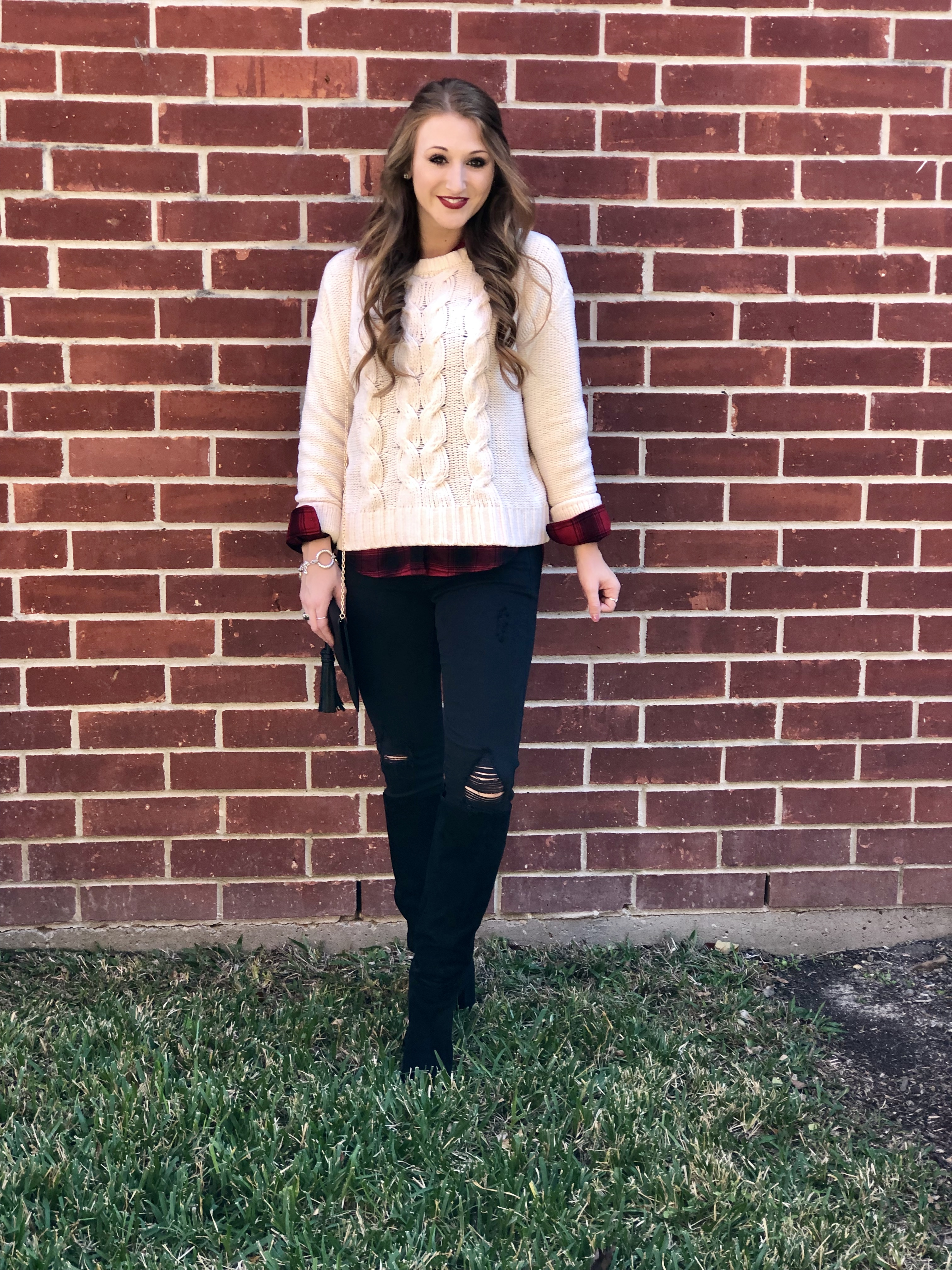 5 Festive and Affordable Holiday Outfit Ideas | Chaos and Coffee