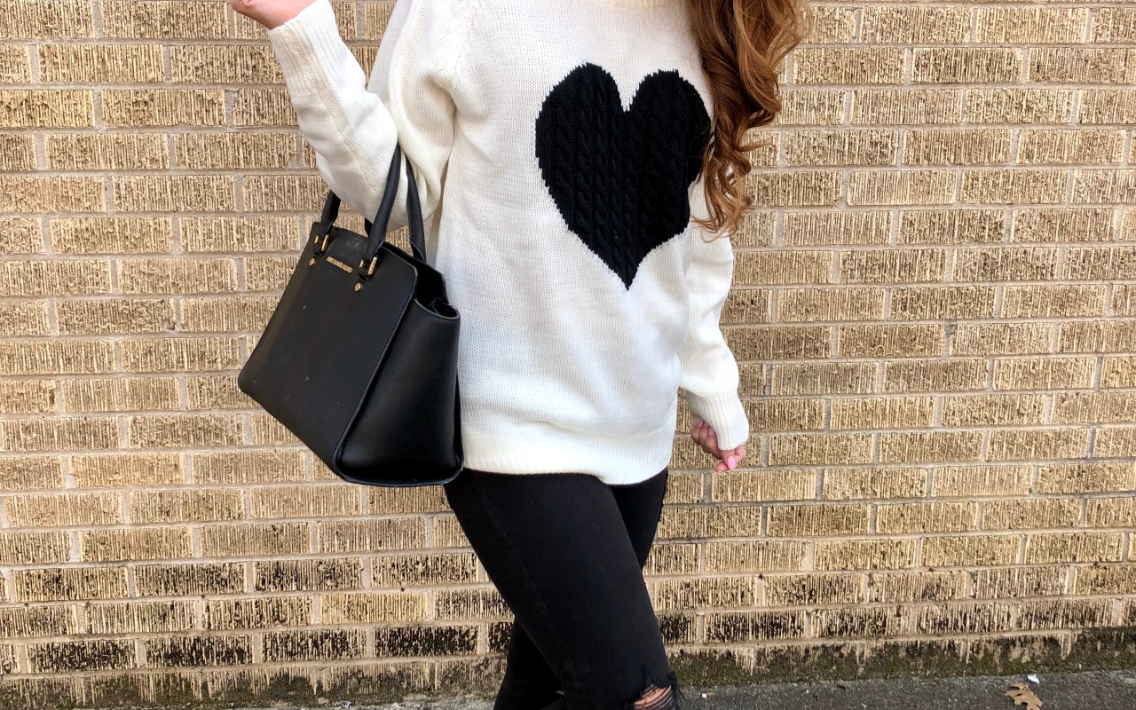 10 Valentine's Day Shirts & Sweaters Under $50 | Chaos and Coffee