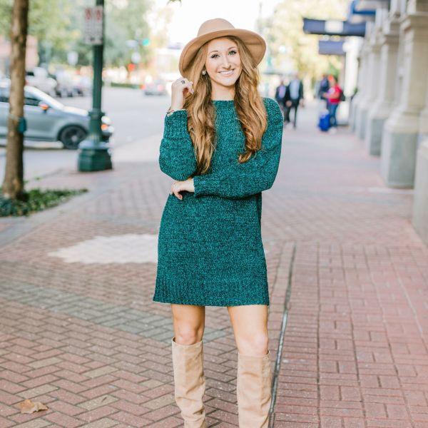 10 Sweater Dresses You Need This Season