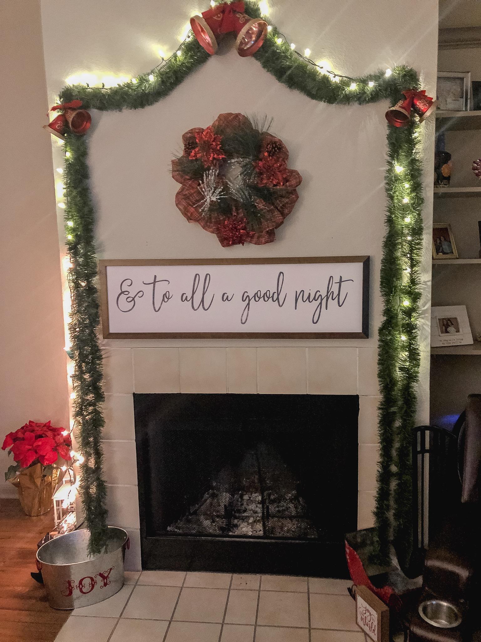 My Home Decor This Holiday Season | Chaos and Coffee