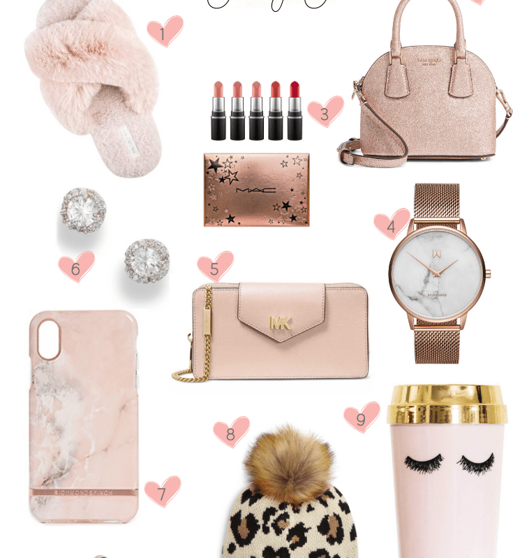 Gift Guide for the Girly Girl | Chaos and Coffee