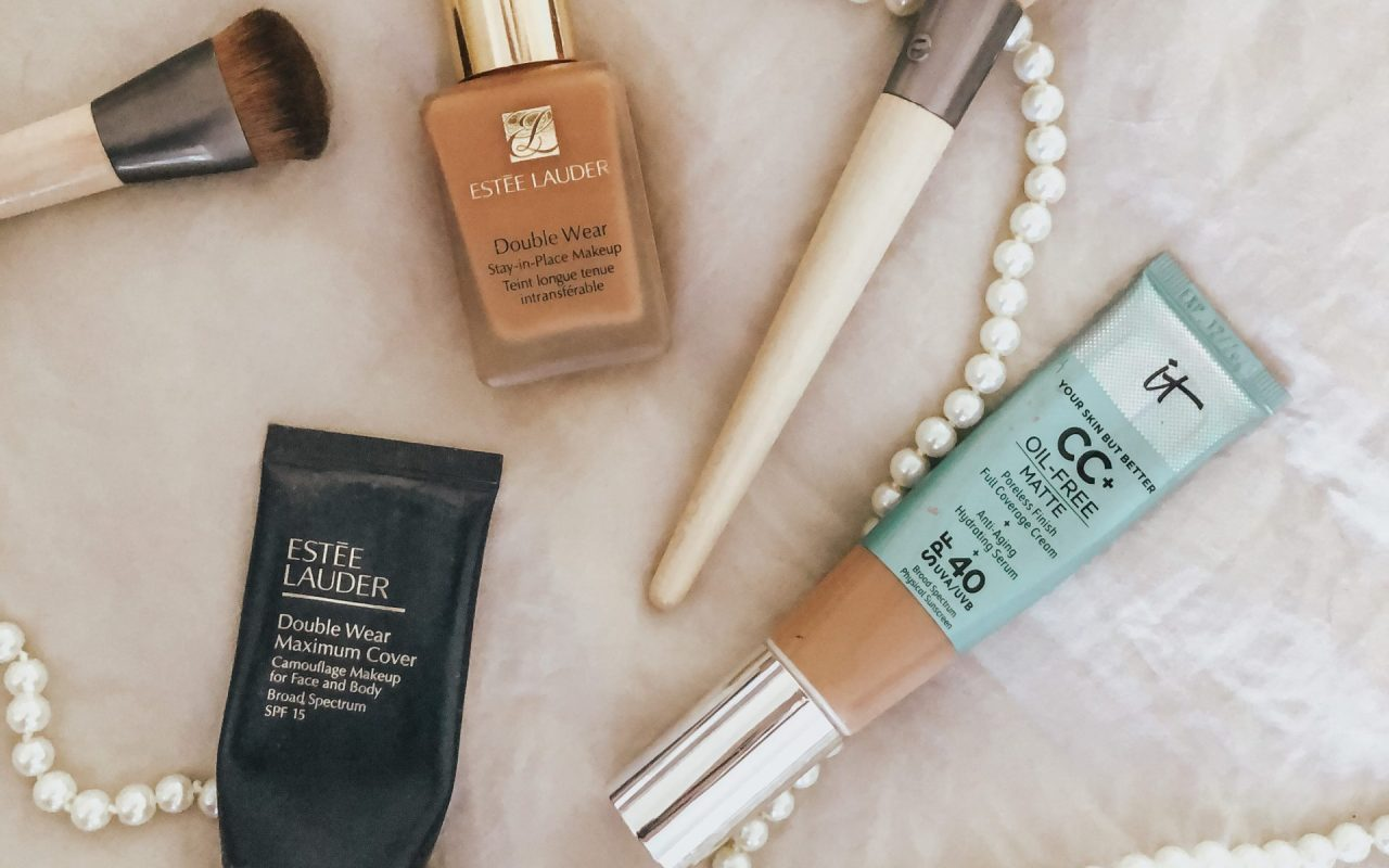 3 Best Foundations for Oily Skin   Chaos and Coffee
