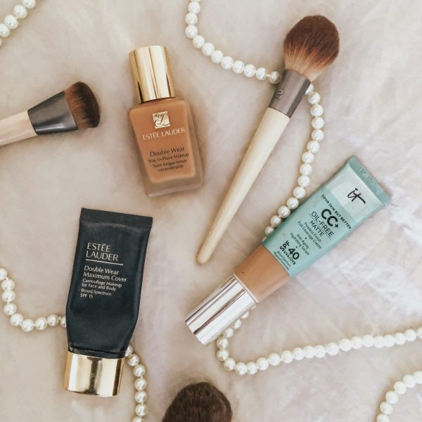 3 Best Foundations for Oily Skin
