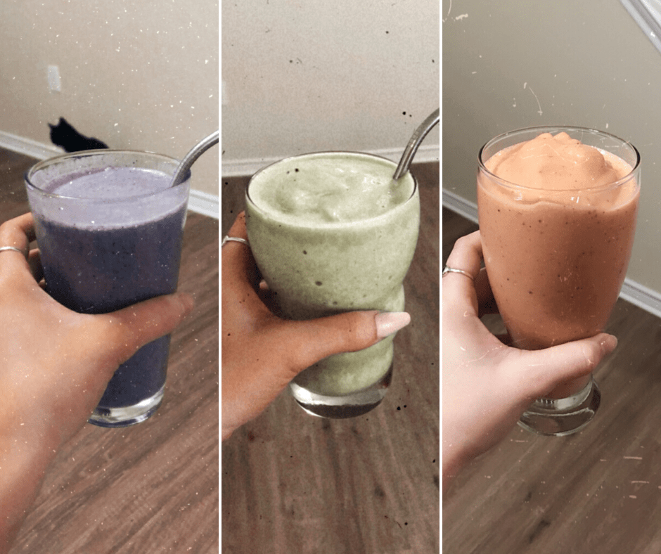 5 Healthy Smoothies: A Full Week's Worth of Recipes | Chaos and Coffee