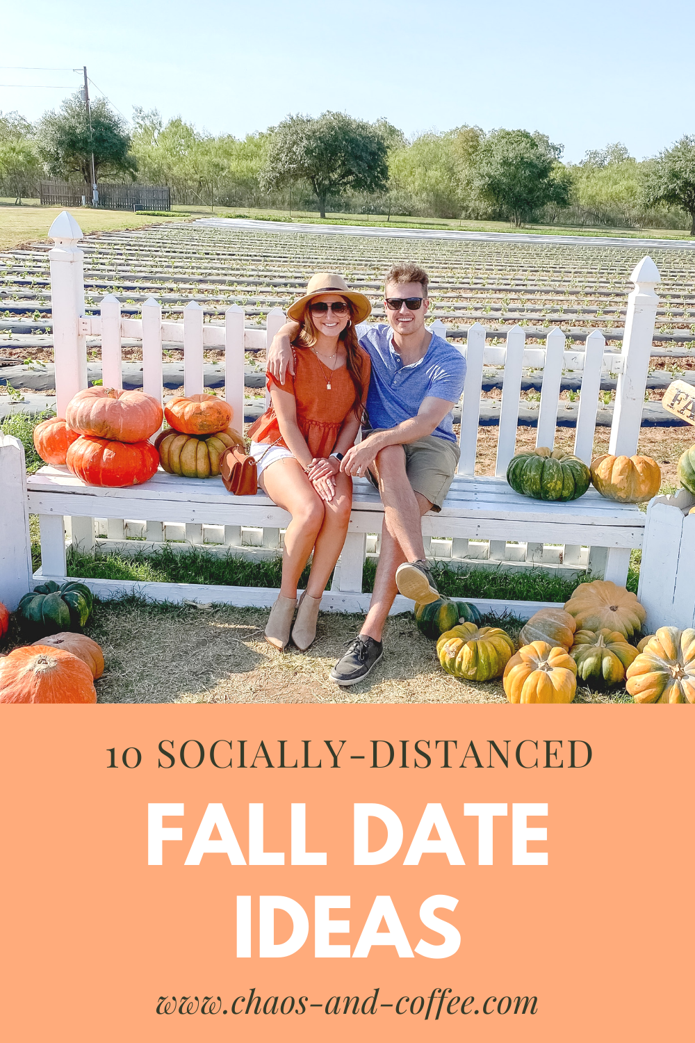 10 Socially-Distanced, Fall Date Night Ideas | Chaos and Coffee