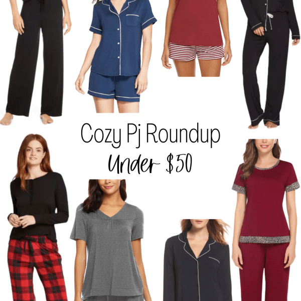 8 Cozy PJ's for Under $50