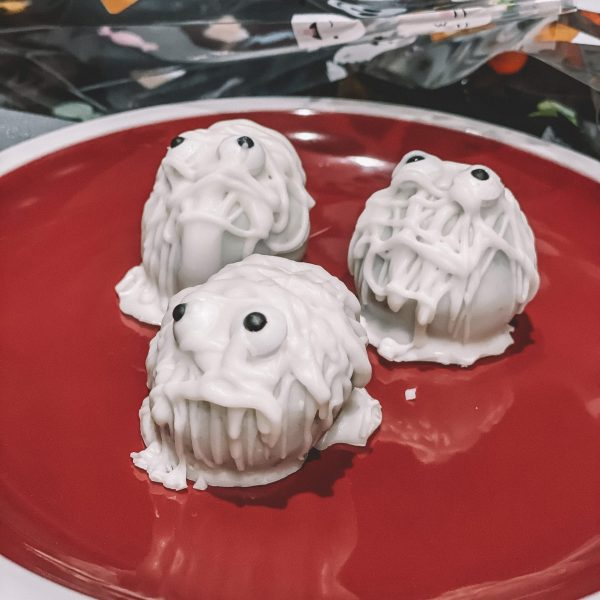 Mummy Oreo Truffles – A Spooky Halloween Treat