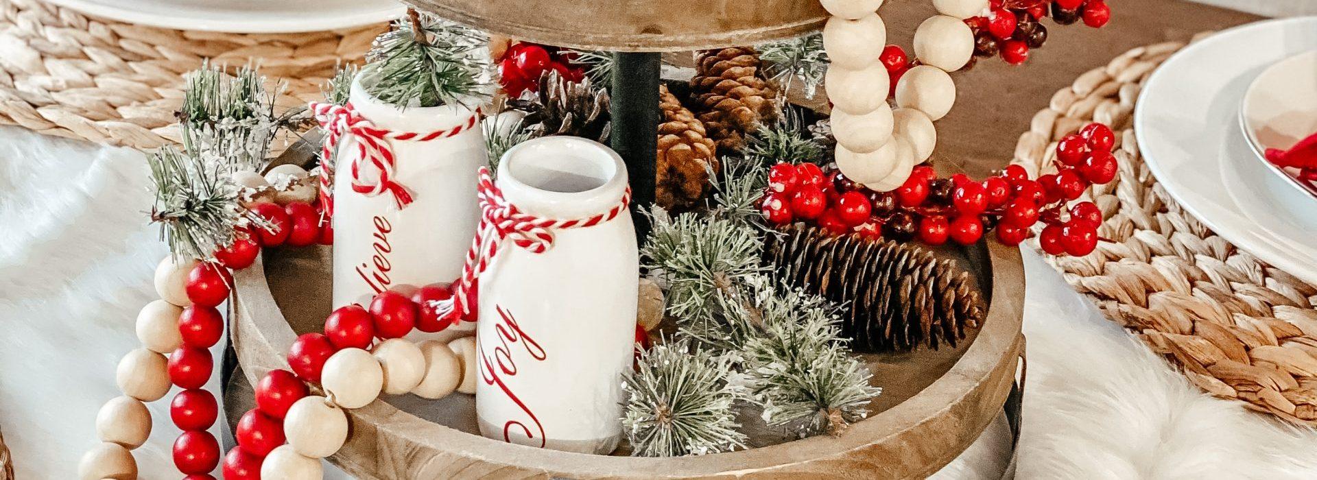 Our Christmas Decor 2020