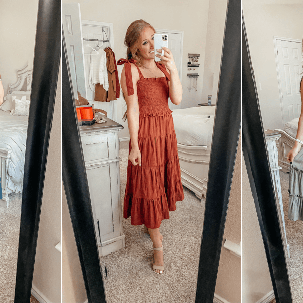 9 Wedding Guest Dresses for Fall and Winter