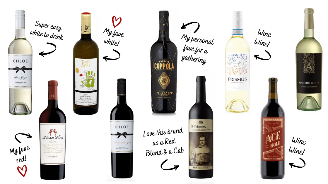 9 Wines to Bring to a Holiday Gathering | Chaos and Coffee