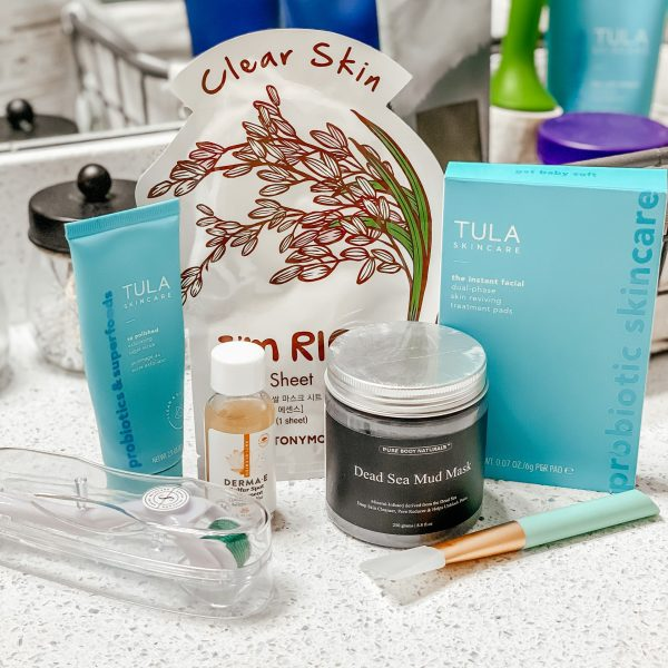 My Top 5 Best Skincare Products for Acne