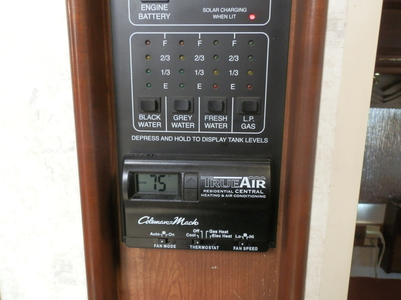 1: True Air thermostat Model 6535-344* | Chaos Leaves Town