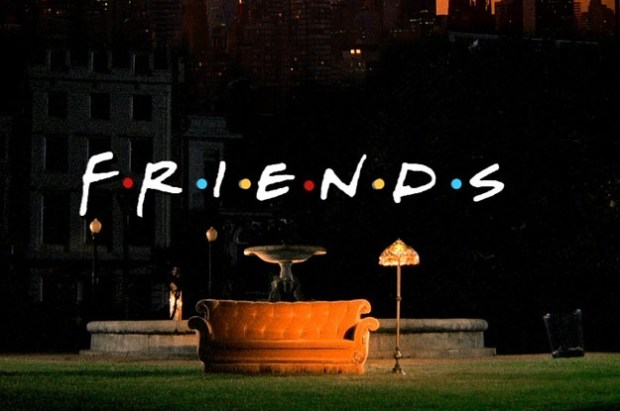 FRIENDS CAL Week #1 The One With The Couch – Chaos & Chop Suey
