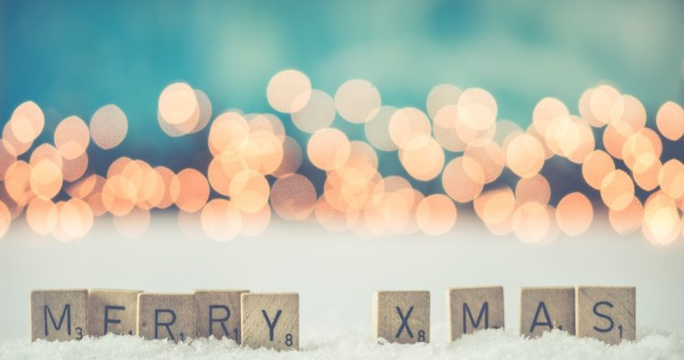 Happy Holidays! (& a Christmas Tweet Roundup)
