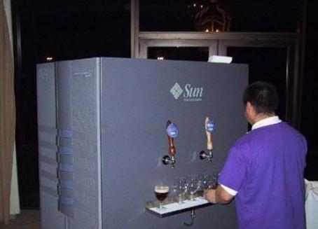 Sun E10k Bier